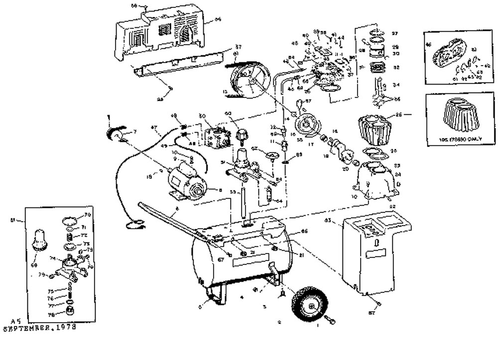 Craftsman parts manual fandeluxe Image collections