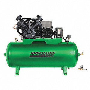 Two-Stage Oil-Bath Electric Stationary Air Compressor Parts - 35WC56