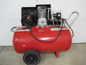 Portable Single-Stage Oil-Bath Electric Air Compressor Parts - 919.176730, 919.176830