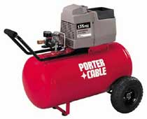 Wheeled Portable Oil-Free Air Compressor Parts - CPF6020