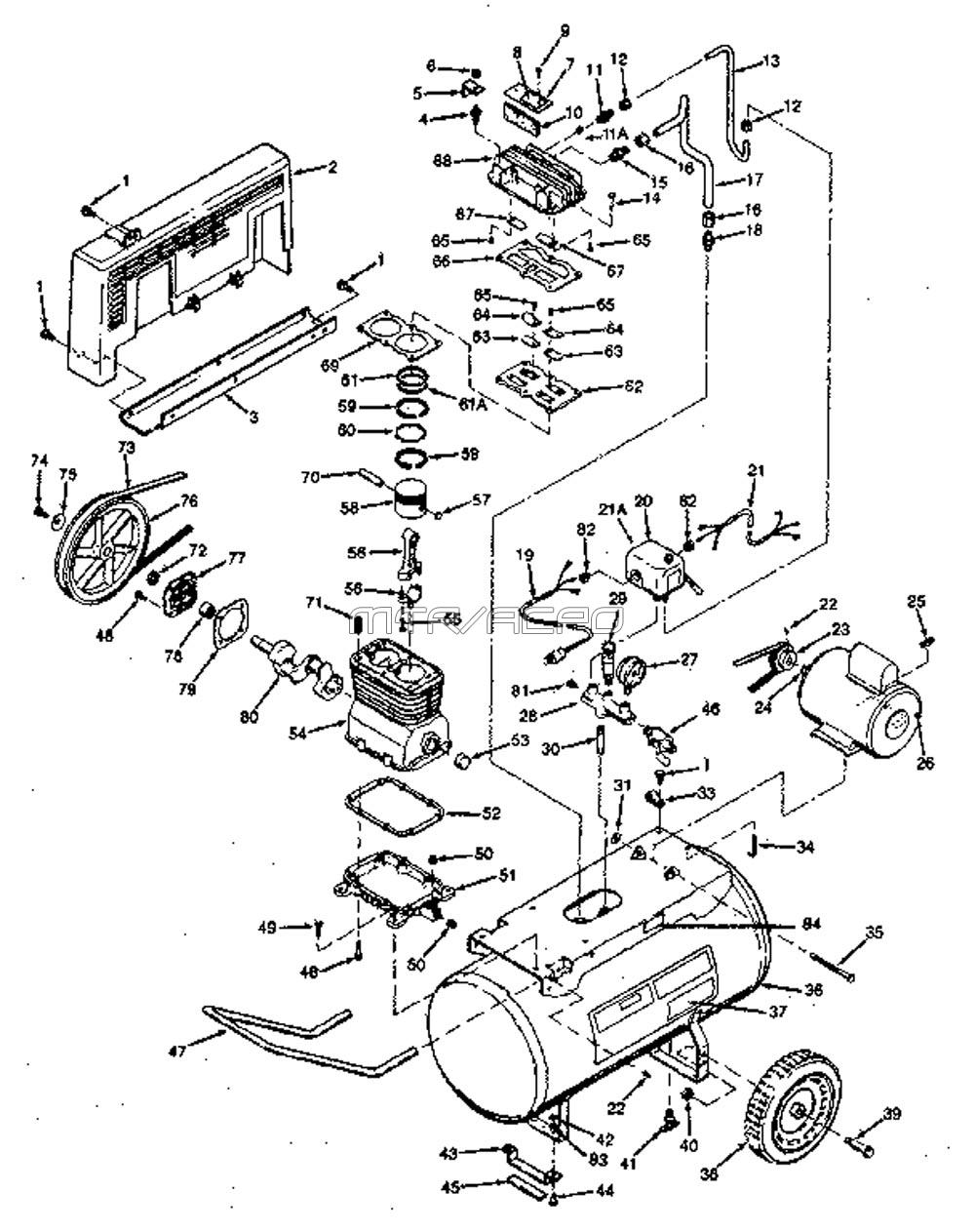 plete Electrical Wiring Diagram For 1940 Chevrolet Truck 59675 furthermore Hondac200 blogspot likewise Yamaha Parts Transmission 149550 C 435 440 681 additionally How A Wind Turbine Works additionally Air  pressor Parts 91915293 P 27444. on wiring diagram generator to home