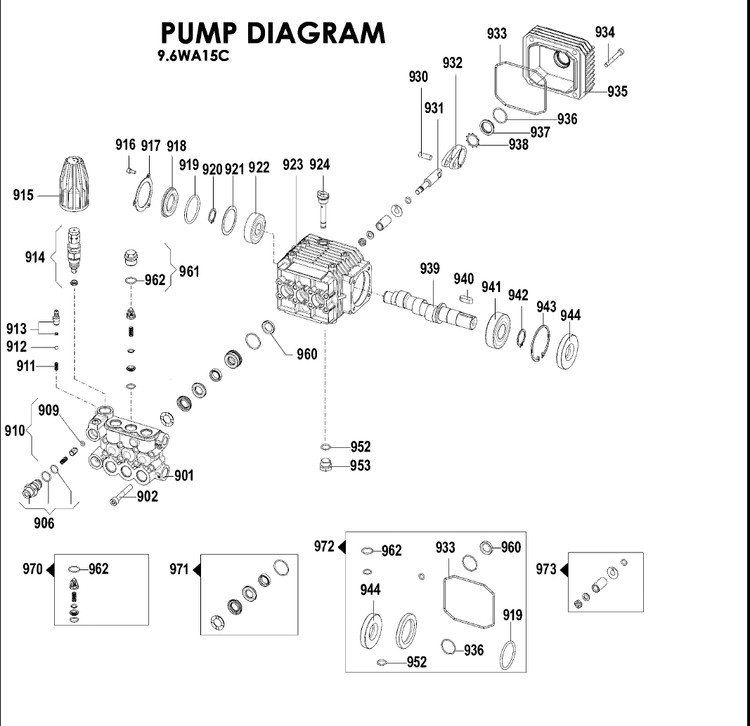 DXPW4240_9.6WA15C_pump_schematic dewalt parts9 6wa15c, 5140112 87 pressure washer pump