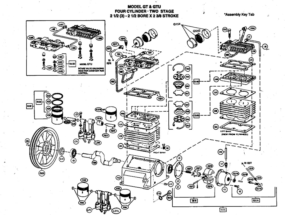wiring diagram for kobalt air compressor with Quincy Air  Pressor Wiring Diagram on Windmill And Generator Wiring Design further Quincy Air  pressor Wiring Diagram further Husky Air  pressor Start Capacitor additionally Torque Wrench Parts Diagram further Porter Cable Cpf4515 Type Gal Air  pressor Parts C 129 1662 2192.