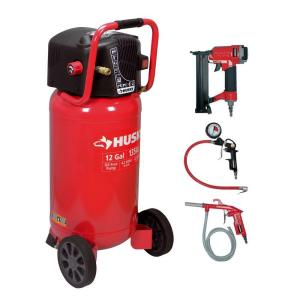 Portable Oil-Free Direct-Drive Electric Air Compressor Parts - H15123TK