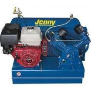 Single Stage Skid Mounted Air Compressor - J11HGA-SM