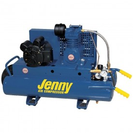 Jenny Wheeled Portable Electric Compressor Parts