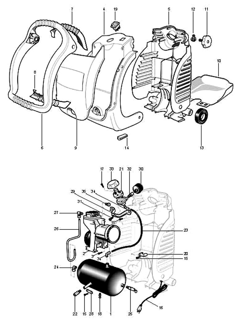 wiring diagram for kobalt air compressor wiring discover your air pressor starter schematic