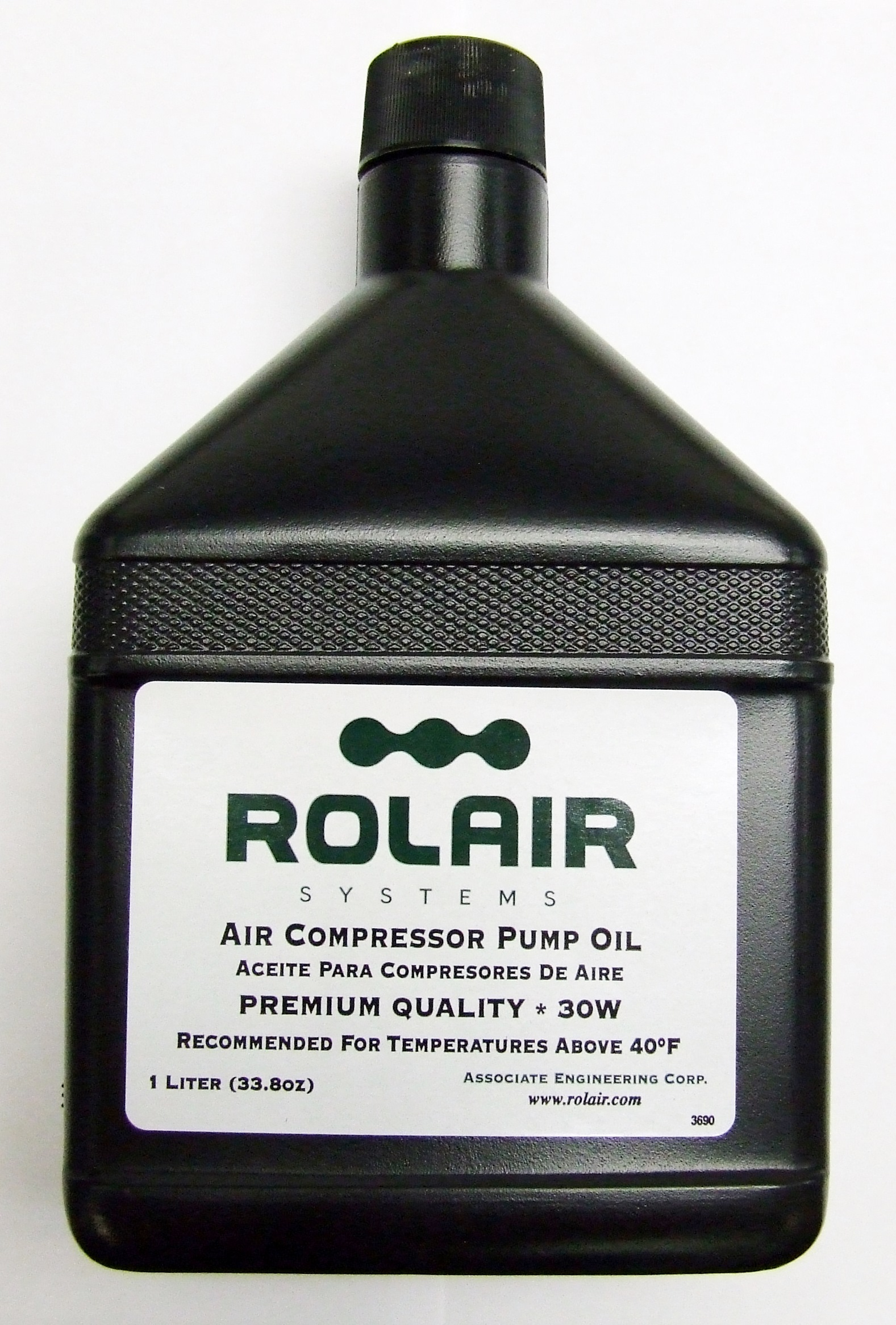 Rol Air Oilcomp30w34 Compressor Oil Quart Master Tool Repair