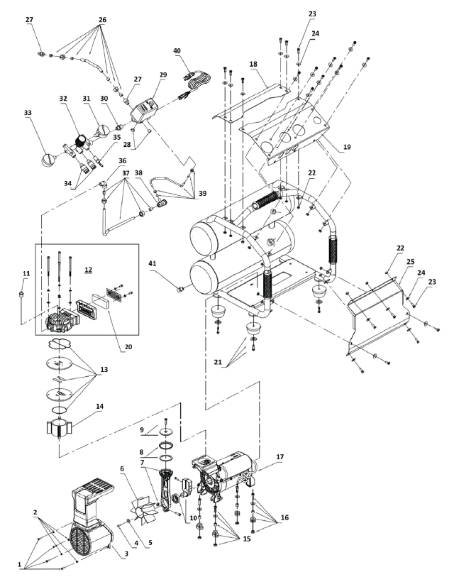 senco air compressor wiring diagram   35 wiring diagram
