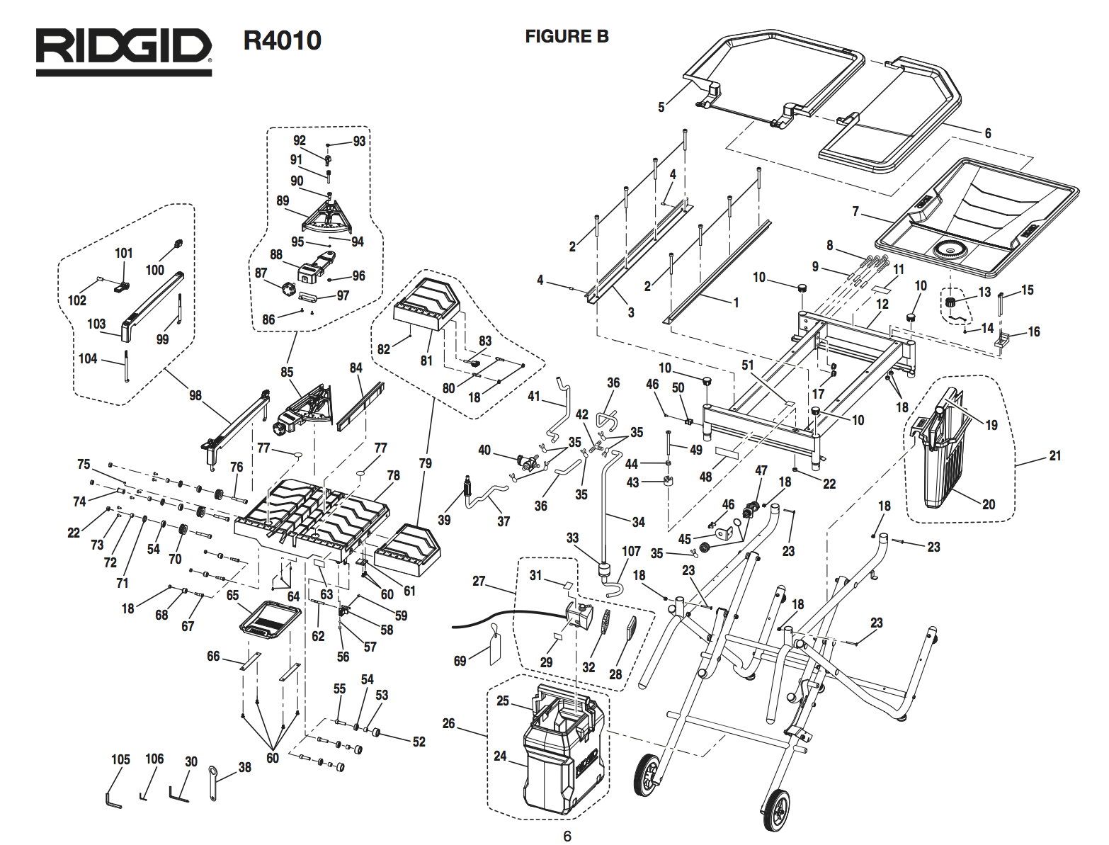 ridgid generator wiring diagrams ridgid table saw wiring