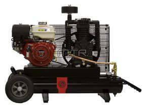 Gas Drive Air Compressor