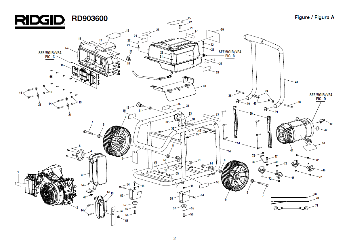 yamaha ef1000 generator wiring diagram yamaha ef2000is