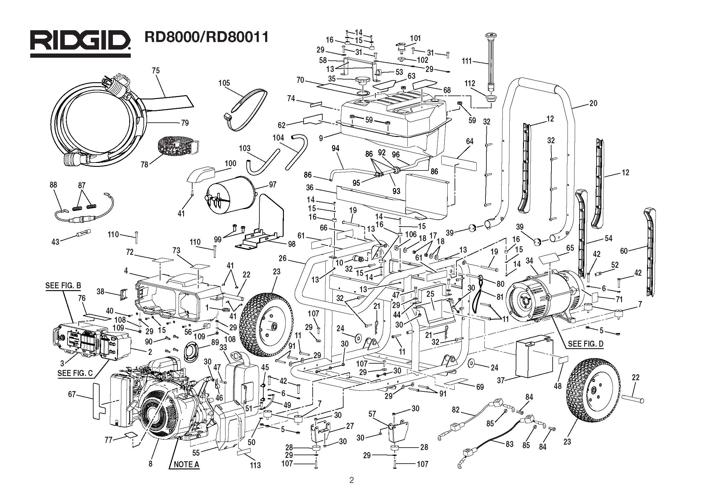 kohler kt17 engine diagram kohler k181 engine parts