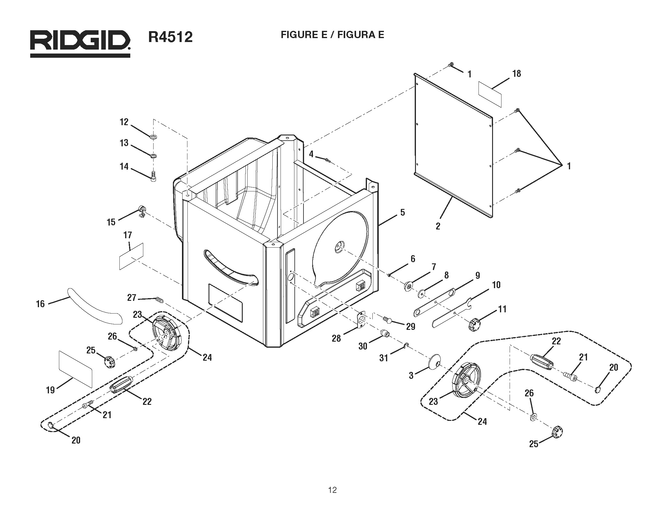 Ridgid table saw wiring diagram free download wiring diagrams r4512 ridgid table saw parts for table saw parts diagram ridgid r4512 table saw at figure greentooth