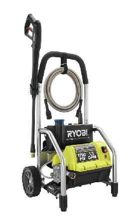 Ryobi Electric Pressure Washer Parts
