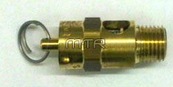 "1/8"" Safey Relief Valves"