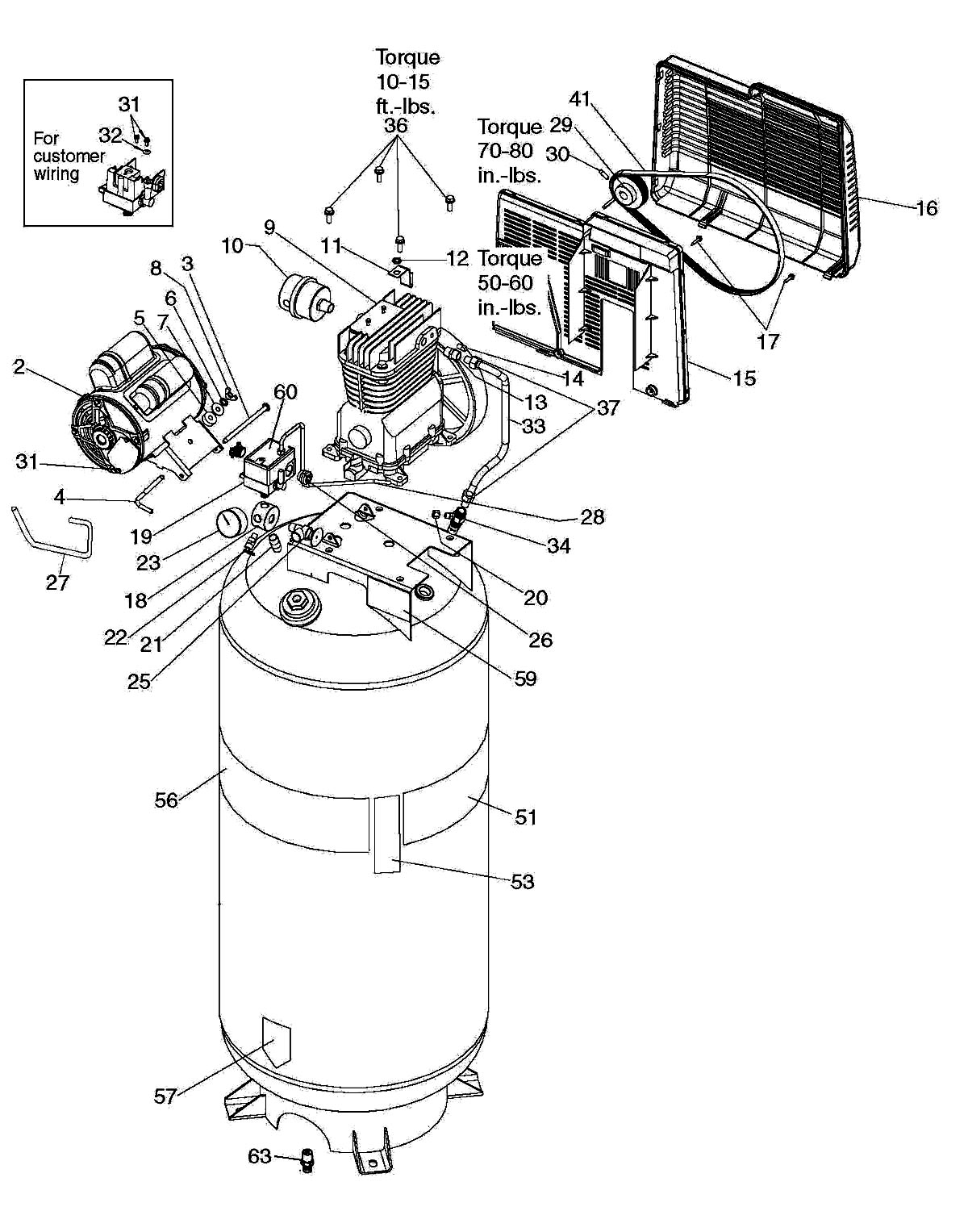 Sears Craftsman_919.184191_parts craftsman 919 184191 parts master tool repair sears 1 hp air compressor wiring diagram at crackthecode.co