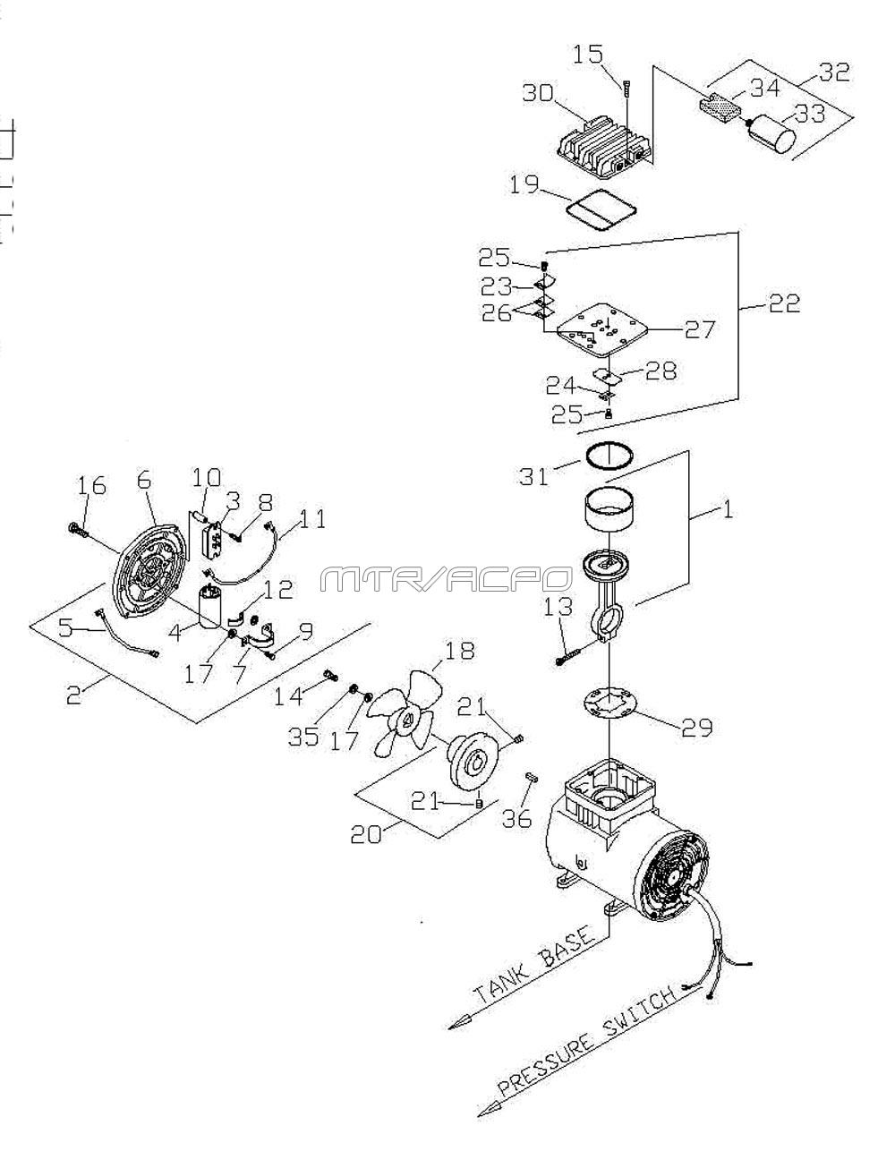 Thomas Compressor Wiring Diagram -2001 Tahoe Stereo Wiring Diagram |  Begeboy Wiring Diagram SourceBegeboy Wiring Diagram Source