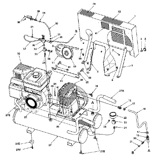 T5590816.02, CT5590816.02 - Air Compressor Parts schematic