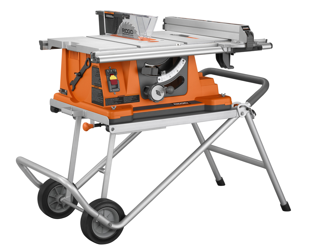 Ridgid TS2400 table saw