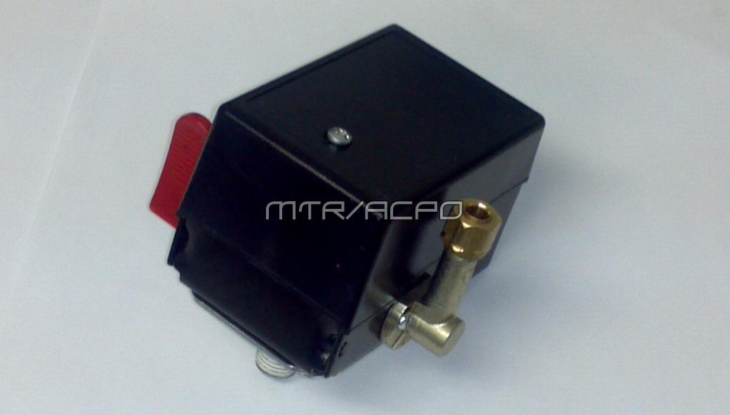 Devilbiss Air Power Z-cac-4221-3 Pressure Switch