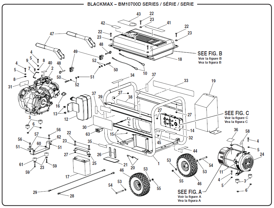 ordering honda generator parts wiring diagram