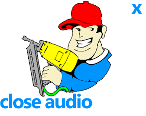 close audio