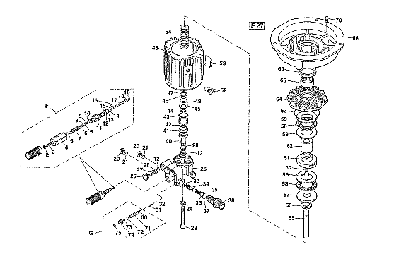 Craftsman Pressure Washer Parts Diagram on 1979 Honda Xl250s Parts