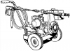 0501-0 - Portable Gas Pressure Washer Parts