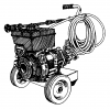 0502-0 - Portable Gas Pressure Washer Parts