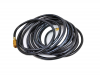 25-Ft PVC Air Hose w/ QC Fittings