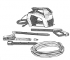 580.751330 - Electric Pressure Washer Parts
