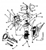 580.760220 - Electric Pressure Washer Parts