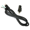 Power Cord 12/3 Sjo 9'