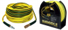 "3/8"" x 100 Ft Noodle Air Hose with Coupler and Plug"
