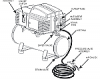 FA752 PUMP (3) - Oil-Free Air Compressor Pump Parts