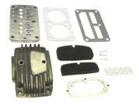 143VALVEPLATEASSBY - New Head & Valve Plate Assby with Related Gaskets