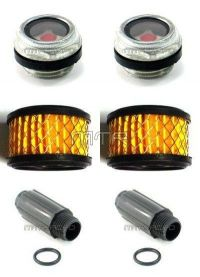 Craftsman E100Kit Filter Element, Fill Cap and Site Glass ...