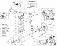 Air Compressor Pump Parts - 755H