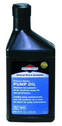 6033 - Pump Oil 15oz.