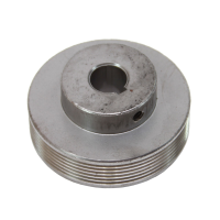 "2.8"" x 5/8 BORE POLY-GROOVE PULLEY - C-PU-2861"