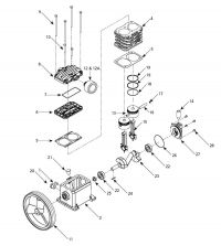VT490000AV - Air Compressor Pump Parts