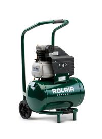 Wheeled Portable Oil-Bath Air Compressor - FC2002HBP6