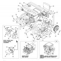 GN8525 - Generator Parts
