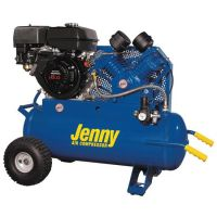 Wheeled Portable Gas Air Compressor Parts - J11HGA-30P