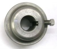 2 x 5/8 BORE POLY-GROOVE PULLEY - I2101