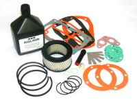 Rolair K28 Pump Rebuild Kit (Rings, Valves, Gaskets, Filter, Oil) - K28REPKIT/BLNDSYN