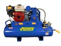 Wheeled Portable Gas Air Compressor Parts - K5HGA-15P