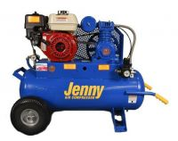 Wheeled Portable Gas Air Compressor Parts - K5HGA-17P