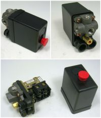 LF10-L4H - 085-125 PSI WuxiHX-Style Pressure Switch